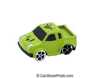 小的汽車, 玩具