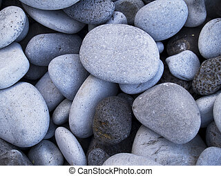 小石, 背景