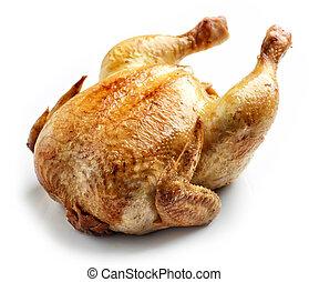 小雞, 整體, 烤