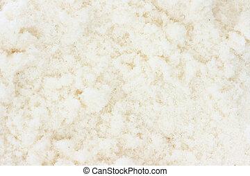 小麦粉, -, 滑らかである, タイプ