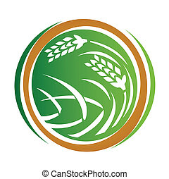 小麦, アイコン