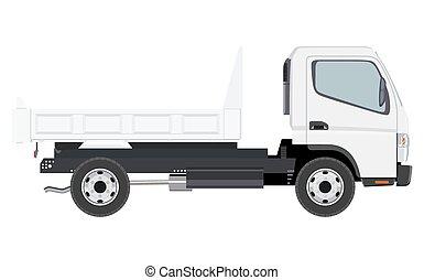 小, 卡車