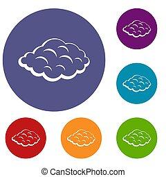 小, 雲, 圖象, 集合