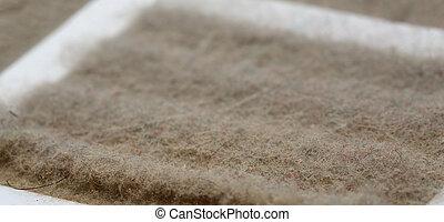 尘土, 在上, 过滤器, -, 宏