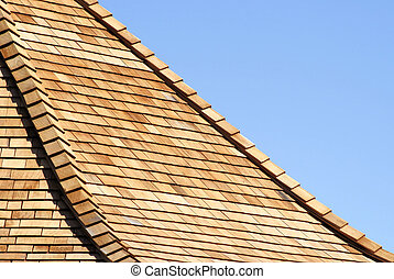 屋根板, ヒマラヤスギ