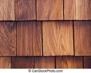 屋根板, ヒマラヤスギ, 細部