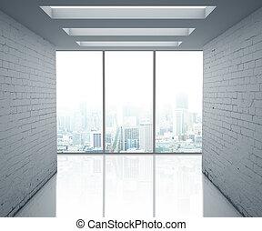屋根裏, オフィス