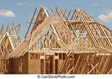 屋頂, 建設, -