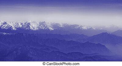 山脈, -, 西藏