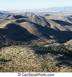 山, アリゾナ, range.