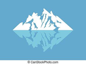 山, シンボル