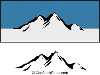 山, デザイン
