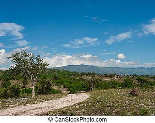 山, フィリピン, 風景