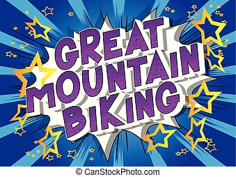 山, 偉人, biking