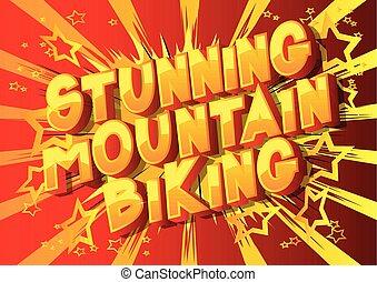山, 気絶, biking
