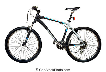 山, 自行車, 自行車