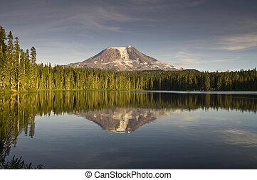 山, adams, アメリカ