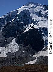 山, altai, 登山家, 光景