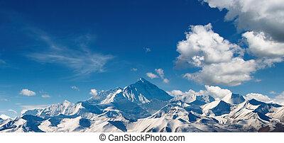 山, everest