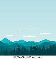 山, nature6