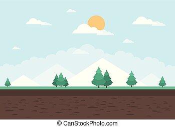 山, nature7