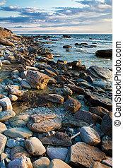 岩石, 風景