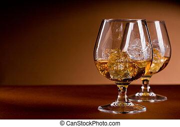 岩, ウイスキー