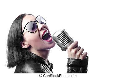 岩, 歌手