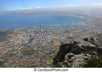 岬, 南アフリカ, 都市, 町