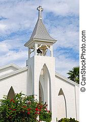 島, マリア, アナ, 教会