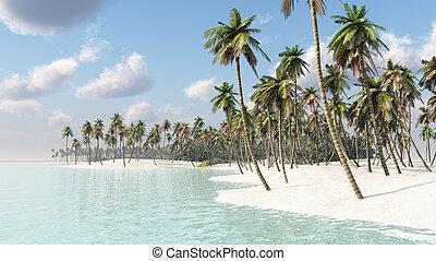 島, 夢想