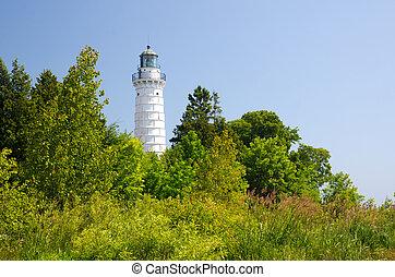 島, 灯台, cana