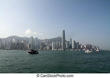 島, 香港