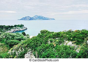 島, capri