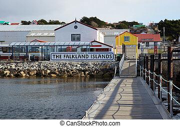 島, falkland