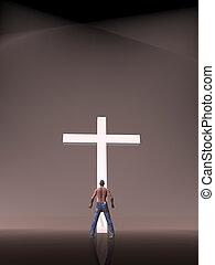 崇拝, christianity., 信頼