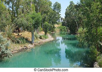 川, ヨルダン