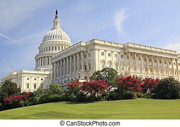 州議會大廈, 華盛頓特區, 美國, 我們
