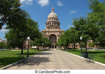 州, オースティン, テキサスの国会議事堂
