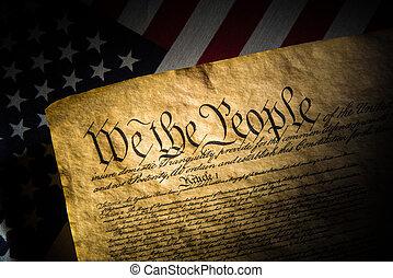 州, コピー, 合併した, 憲法, アメリカ