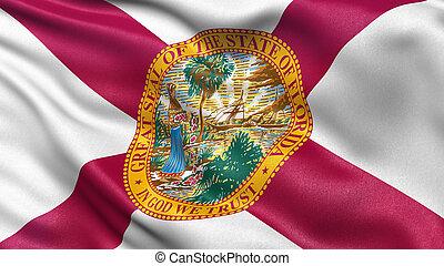 州, フロリダの旗, 私達