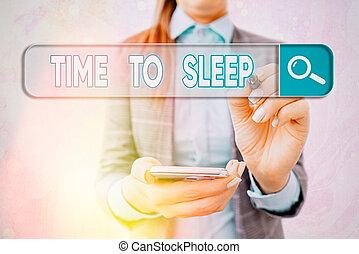 州, 提示, inactivity., ∥あるいは∥, 時間, 印, sleep., 期間, 自然, 写真, 眠り, ありなさい, テキスト, 概念