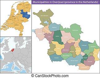 州, netherlands, overijssel
