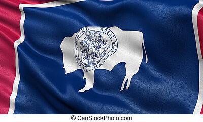 州, wyoming フラグ, 私達