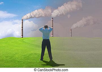 工业, 空气污染