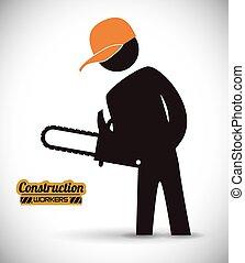 工人, 建设