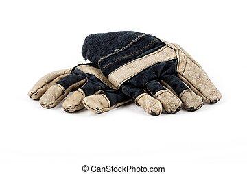 工作手套, 骯髒