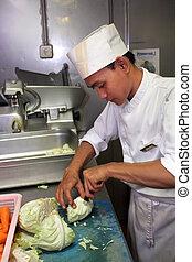 工作, 廚師