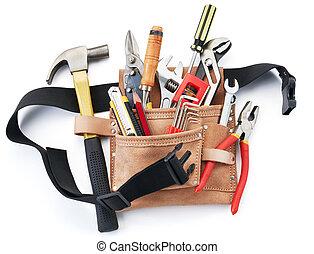 工具地带, 带, 工具