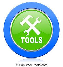 工具, 图标